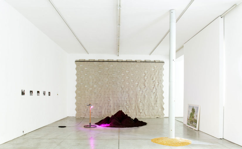 VIR Viafarini-In-Residence / installation view